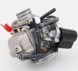 Скутеры онлайн-GY6 или GY6 клон двигателя 26 мм карбюратор карбюратор мопед ATV картинг скутер 150cc 4 хода