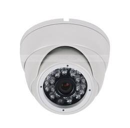 Wholesale Effio P Dome - securice CCTV EFFIO 700TVL 3.6mm lens OSD Menu Indoor Dome IR Camera