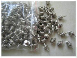 Wholesale Nail Shoes Running - Steel Sports Running Shoes Spike Nail Studs Tack For Rubber Running Tracks 1.2cm 200pcs
