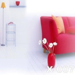 Wholesale computer sofa - 125X150cm bedroom red sofa vinyl photography background for photos muslin computer printed studio photography backdrop digital backdrops