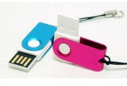 Wholesale High Storage Usb - Hot DHL 64GB USB 2.0 Flash Drive Thumbdrie pen drive High quality goods U disk external storage micro usb memory stick 300pcs lot