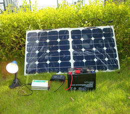 Wholesale Sells Solar Panel - Cheap selling with high quality 1pcs 50W Flexible Photovoltaic Solar Panel sunpower cell