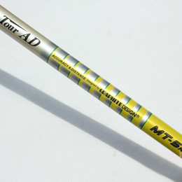 Nuevos palos de golf eje TOUR AD MT-5 Eje de madera de Golf de Grafito R o Stiff flex 2 unids / lote Golf eje de madera Envío gratis desde fabricantes