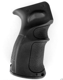 Wholesale Rifles Pistols - Ade Advanced Tactical Model 47 Pistol Grip for Rifle ABS Black Matte
