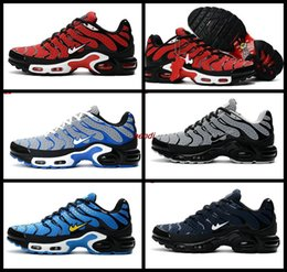 Wholesale Max Tn Shoes - Low Maxes TN Running Shoes On The Flat Bottom Cushion Shoes Men Helped Breathable Light Running Shoe Sneakers Casual Shoes Free Shipping