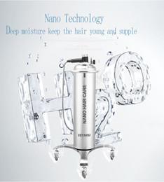 Wholesale Digital Steamer - 2017 New Arrival Nano Hair & Scalp Caring Machine, Hair Steamer, Finer Mist, Quickly heating, Heating machine, S68-III