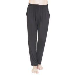 Wholesale Home Trousers Men - Wholesale- Fashion Mens Casual Pants Home Clothing Long Slacks Pajamas trousers