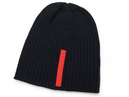 Wholesale Cotton Caps For Women - Wholesale-2015 Autumn Winter Hats For Women Men Brand Designer Fashion Beanies Skullies Chapeu Caps Cotton Gorros Toucas De Inverno Macka