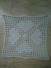 Wholesale Wedding Lace Motifs - 2016 New Arrival Handmade Crochet Doily Lace Sweetheart Motif Applique Mat Wedding Party Table Decoration Accessories 10 Pieces Per Lot