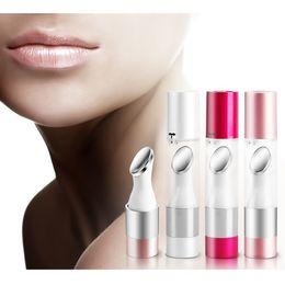 Wholesale Light Therapy Pen - Lip Massager 3D Multifunctional Lip lift Care Products Iontophoresis Cleaner Lips Moisturizing Care Tool UV Sterilization Lips Plumper Pen