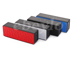 Wholesale New Usb Products - Hot New Products for 2015 Epoch 6W Portable Wireless Mini Bluetooth Speaker, Speakers Bluetooth Free DHL with Retail Package