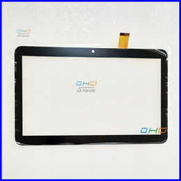 Wholesale Touch Screens For Computers - Wholesale- For Nomi C10102 10.1'' inch touch screen tablet computer multi touch capacitive panel handwriting screen RP-400A-10.1-FPC-A3