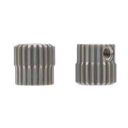 Wholesale Brushless Gear Motor - 2pcs New 64DP 21T Pinion Motor Gear for RC Car Brushed Brushless Motor