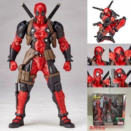 Wholesale Action Figure Play Arts - Crazy Toys PVC Deadpool Original Play Arts Character Action Figure Collectible Model Toy with Retail Box