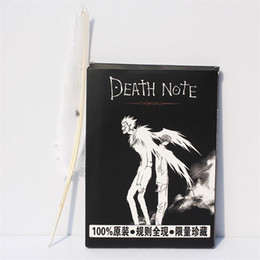 Wholesale Japan Anime Cosplay - Japan Anime Death Note Fashion Cosplay Notebook Gift Toys Free shipping