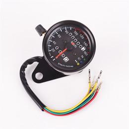 Wholesale High Speed Motorcycle - Motorcycle odometer | hot modified motorcycle speed meter|High quality motorcycle odometer supply