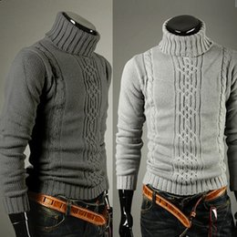 Chinese Mens Turtleneck Sweaters Sale Suppliers, Mens Turtleneck ...