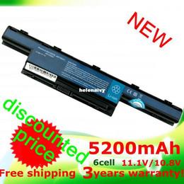 Wholesale Acer 4741 Battery - Lowest price 5200mAh battery for Acer Aspire v3 4741 4252 4253 4253G 4333 4339 4349 4352 4551G 4552G 4560 4625 4733Z 4739 4741 AS10D41