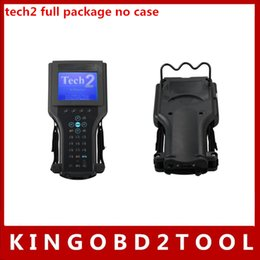 Wholesale Tech Diagnostic Scanner - For GM SAAB OPEL SUZUKI ISUZU Holden with TIS2000 Software Full Package without Carrying Case-auto diagnostic scanner--gm tech 2 gm free dhl