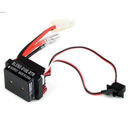 Wholesale Esc For Car - New 6-12V 320A Brushed Brush Speed Controller ESC w Reverse for RC Car Truck Boat 1 8 1 10 66