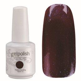 Wholesale Nail Polish Promotions - Wholesale-Promotion 302 Colors 15ml Gelpolish 1027 Nail Salon Gel UV Lamp Led Nail Honey Girl Gel Polish