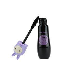 Wholesale Manshili Cosmetics - Wholesale-Waterproof MANSHILI 3D Fiber Black Eyelash Mascara Makeup Pocket Bunny Curl Long Eyelashes Extension Make Up Cosmetic