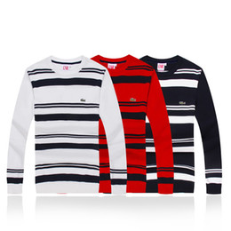 Wholesale Male Clothes - NEW 2018 Winter Mens V neck Sweaters Black Pullovers Clothing For Man Cotton Knitted Sweater Male Sweaters Pull Hombre XXL