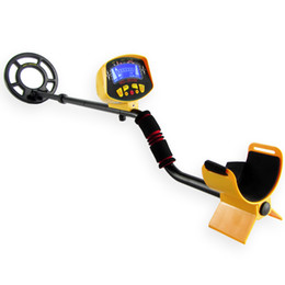 Wholesale Detector Metals - Hot Sale Gold Detector With LCD Display Underground Metal Detector MD3010II the best metal detector in the world