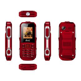 Wholesale Elder Phones - E&L K6900 Keyboard Waterproof Shockproof Dual SIM IP68 GSM Keyboard Mini Key Elder Telephone Rugged Phone FM Radio Mobile Phone