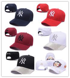 boules de baseball en gros couleurs mixtes Promotion Nouveau casquettes de baseball Cayler Sons chapeaux de broderie de Brooklyn chapeaux de chapeau de papa réglables de chapeau de papa pour les os d'os snapbacks casquette de gorras d'os