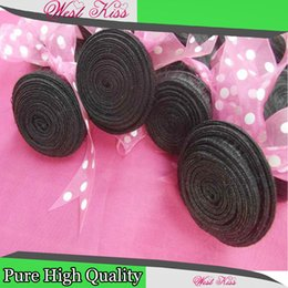 Wholesale Ordering Hair Extensions Wholesale - Top Quality unprocessed human hair Peruvian body wave Extensions 1 2pcs Sample order bouncy soft like water flowing