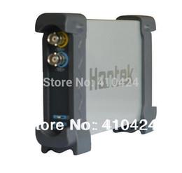 Wholesale Usb Oscilloscope Probe - Hantek6022BE 2 Channel PC Based Oscilloscope USB 20MHz Hantek 6022BE Dual-channel USB Oscilloscope virtual oscilloscope probe order<$18no tr