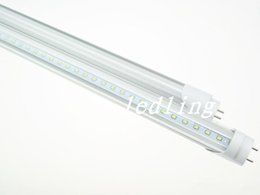 Wholesale T8 Led Tube 24w - Top Quality SAA PSE ETL UL Approved 24W Light T8 LED Tube 1200mm 4ft Pure White 2400lm 85-265V 3 Year Warranty+CE ROHS