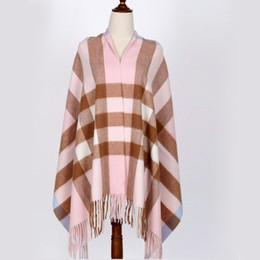 Plaid Laine Écharpe Femmes 75% Laine 25% Polyester Doux Chaud Mode Camel foulards Grande Taille Châle Haute Qualité Livraison Gratuite ? partir de fabricateur