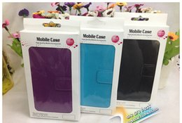 Wholesale Best Cover S3 - Universal Paper Plastic Retail Packaging Package Box for iPhone 6 5 5S 5C 4 Galaxy S5 S4 i9500 S3 Note 3 2 Leather Case Cover Best Selling