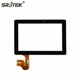 Wholesale Tablets Asus Transformer Pad - Wholesale- Srjtek 10.1 For Asus Transformer Pad TF700 TF700T 5184N FPC-1 Touch Screen Digitizer Glass Sensor Tablet PC Replacement Parts