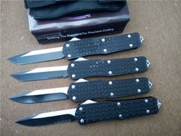Wholesale Fish Handling - 4 Types MT Knives Troodon Pocket knife Aluminum Handle Outdoor Knives Camping Survival Tool EDC Tactical Knife