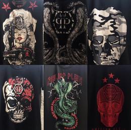 Wholesale Designer Casual Shirts For Women - 2018 new style Kanye West designer virgil abloh off white t shirt skull marble 3d printed brand tshirt for men women casual tees