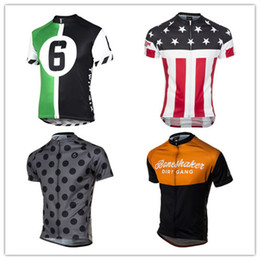 Wholesale Freedom Sleeve - Wholesale-2015 twin six Freedom Machine Jersey Short Sleeve Cyling Jersey sports wear short sleeve jersey cycling shirt Ciclismo cycling