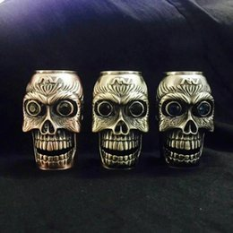 Wholesale Custom Carvings - Kustohm Skull Custom Sleeve Minerva Clone 3 Colors For Av Able MOD High-quality Carving Technology Hot Sale Newest DHL free