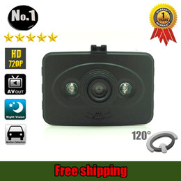 "Wholesale Cheapest Mini Sd Card - The cheapest mini Car Dvr Camera Video hd 720p 2.4"" HD Screen Night Vision wide Angle"
