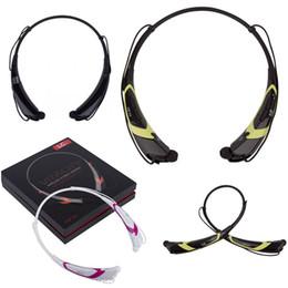 2019 lg toni auricolare stereo senza fili Auricolari sportivi Bluetooth senza fili Tono HBS760 Cuffie stereo con archetto mani libere per Samsung LG EAR005 lg toni auricolare stereo senza fili economici