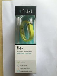 Wholesale Flex Fitness - New arrivals Fitbit Flex Wristband Wireless Activity Sleep Sports fitness Tracker smartband for IOS Android smartwatch bracelet epacket free