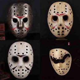 Wholesale Masquerade Mask Killer - Freddy Vs. Jason Horror Killer Mask Collection Full Face Resin Cosplay Film Mask Masquerade Performance Dancing Mask Halloween Party Decor
