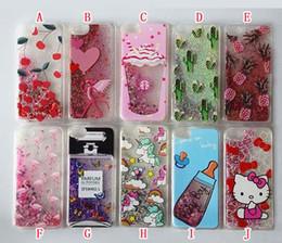 Wholesale Nova Pro - For Huawei Mate 10 9 Pro 8 P9 P10 P8 Lite 2017 NOVA 2 Plus Honor 8 Bling Quicksand Star Soft TPU Case Cartoon Unicorn Liquid Phone Cover
