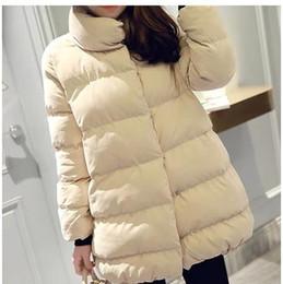 Wholesale Down Coat Europe - Europe Station 2015 Ladies Winter Jacket Fur Hoodies Down Coats Women Fashion Long Casual Parka Outdoor Jackets Black Woman Down Coat