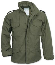 Wholesale M65 Field Jackets - M65 US MILITARY FIELD JACKET ARMY COMBAT OLIVE LINER MENS VINTAGE COAT PARKA TOP