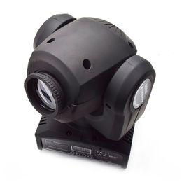 Wholesale Led Mini Moving Head Rgb Dmx - Bes selling LED Inno Pocket Spot Mini 30W DMX dj 8 gobos effect moving head Light
