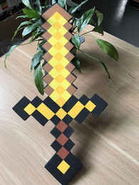 Wholesale Action Sword - 60cm Sword Eva Model Toys kids toy Action Figures Toys For Kids Brinquedos christmas Gifts