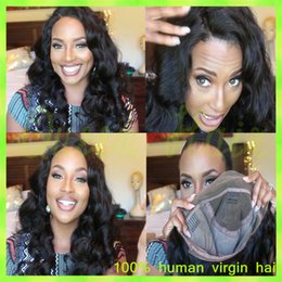 """Wholesale European Full Swiss Lace Wigs - full lace human hair wigs 6A Brazilian Hair 10""""-26"""" high quality wig Swiss Lace 24 hours delivery"""